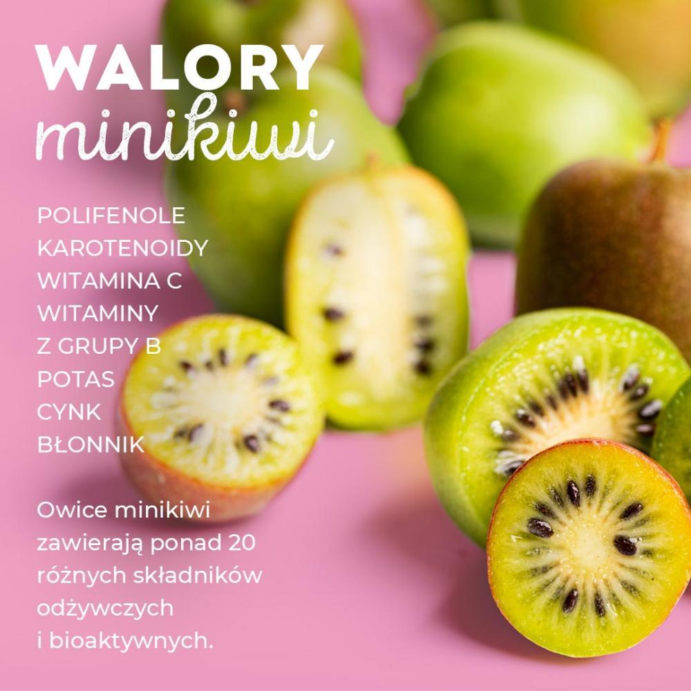 Walory minikiwi - grafika
