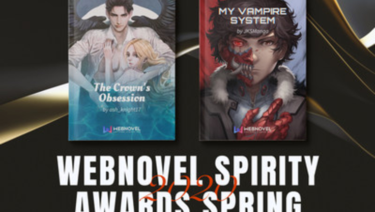 Webnovel Spirity Awards 2020