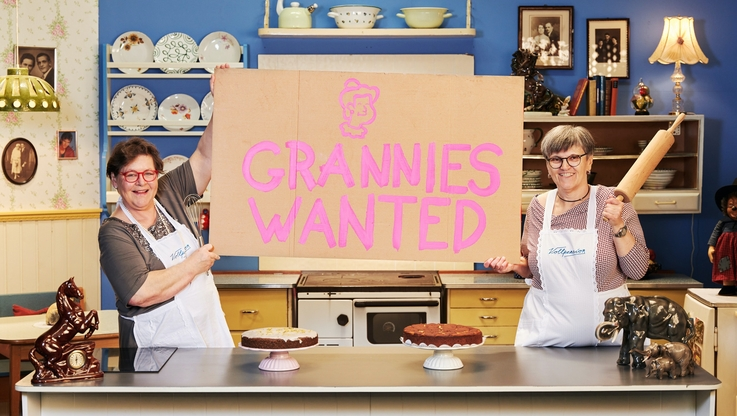 Bake against Poverty - Grannies Wanted © Mark Glassner